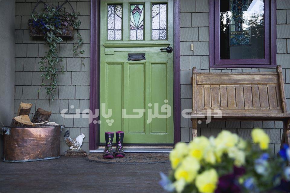 فنگ شویی درب ورودی منزل