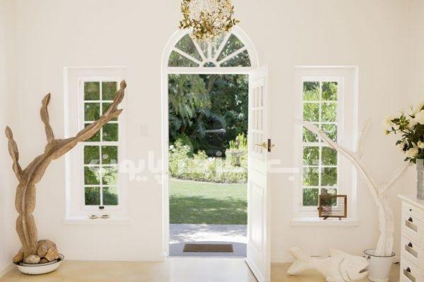 فنگ شویی درب ورودی منزل شما را متحول می کند