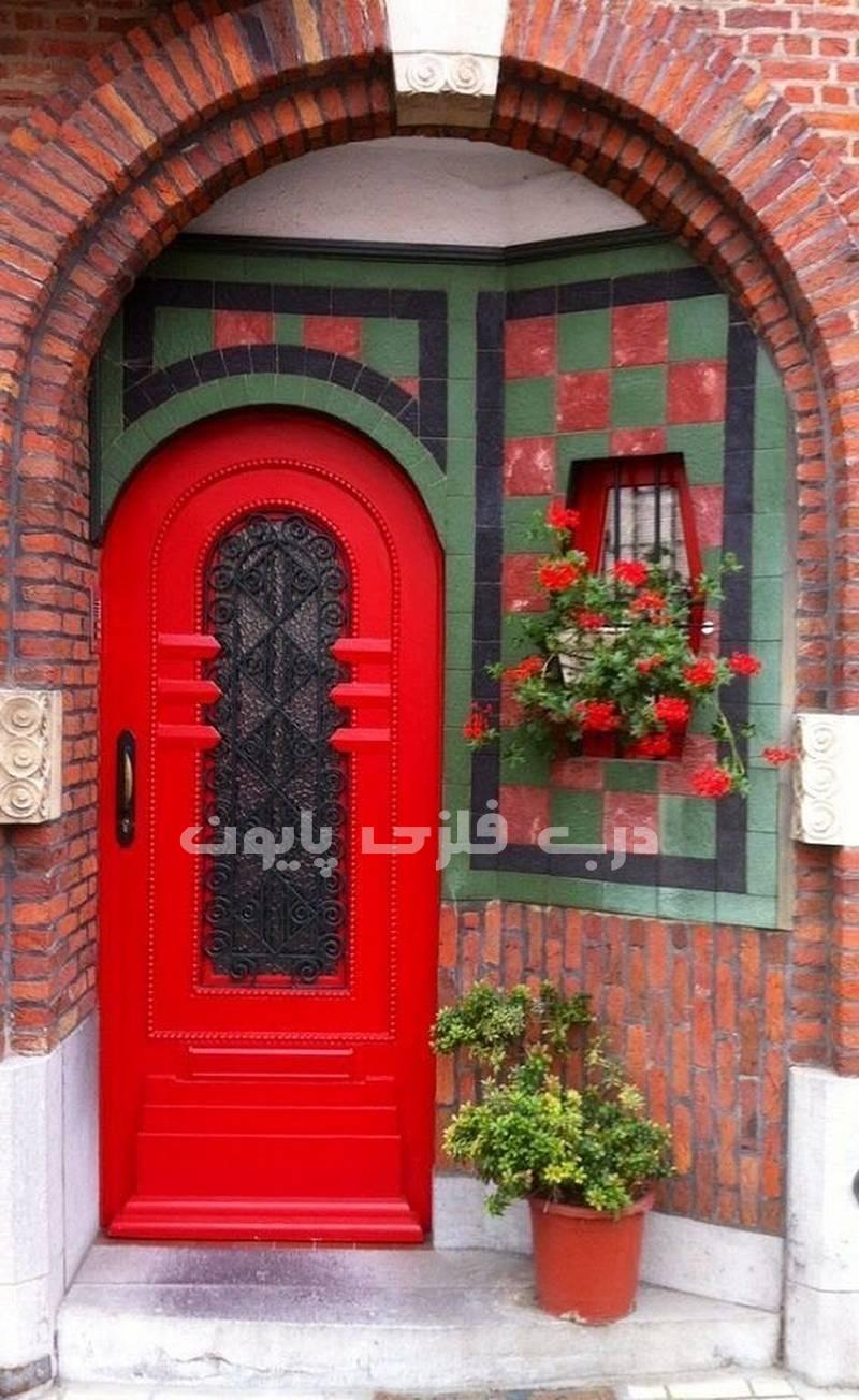 متریال ورودی منزل