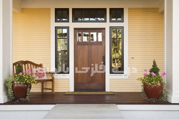 ورودی منزل را خلاقانه و جذاب دوباره بسازید