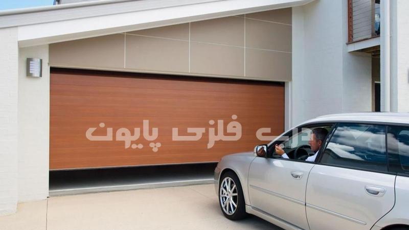 محافظت از درب اتوماتیک پارکینگ