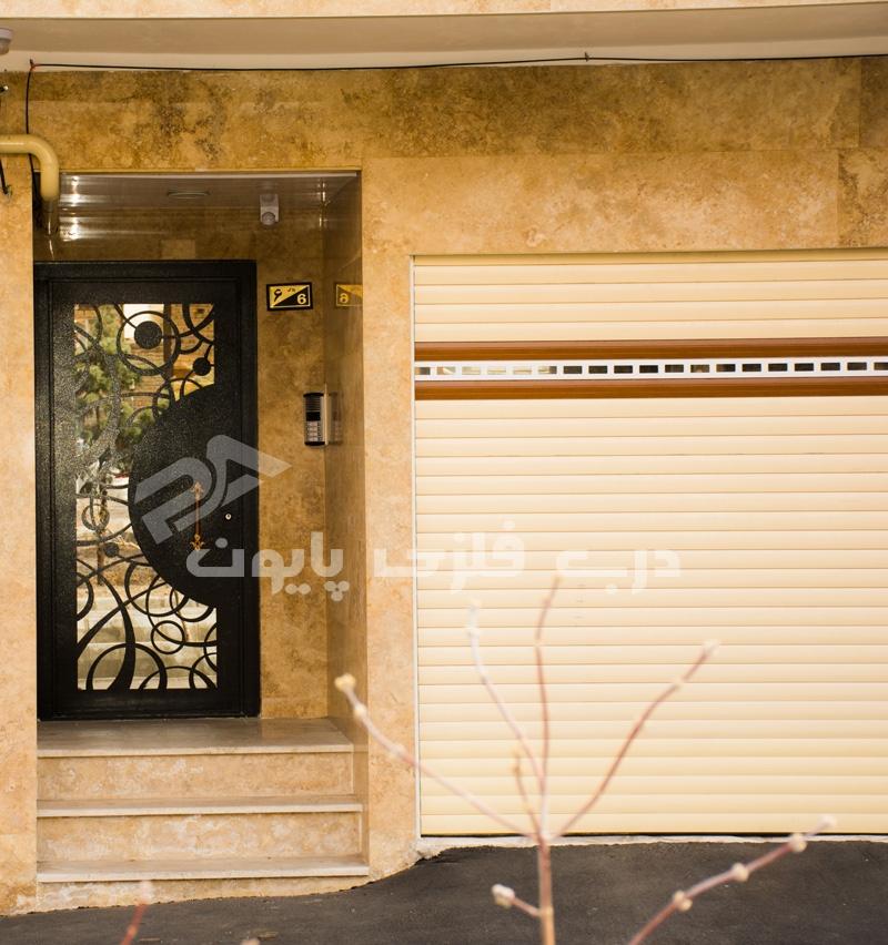 مدل درب ورودی منزل ارزش منزل رو چندین برابر افزایش می دهد