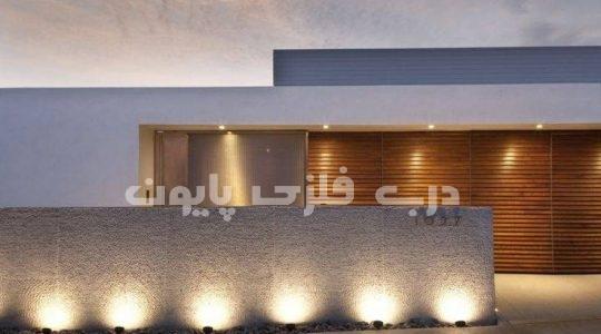 طراحی ورودی ساختمان