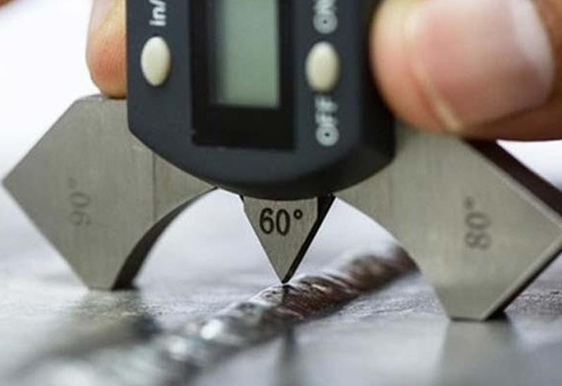 کنترل کیفیت بخش جوشکاری درب های فلزی