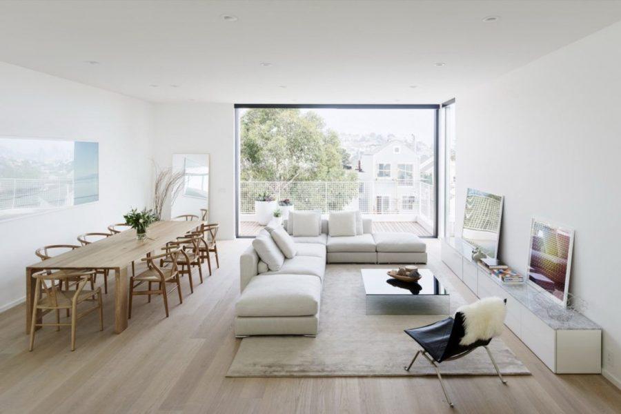 ظرافت و زیبایی سبک مینیمال در طراحی داخلی خانه