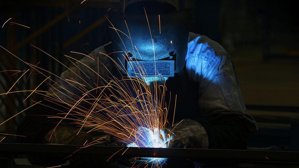 تولید درب فلزی کارخانه ای