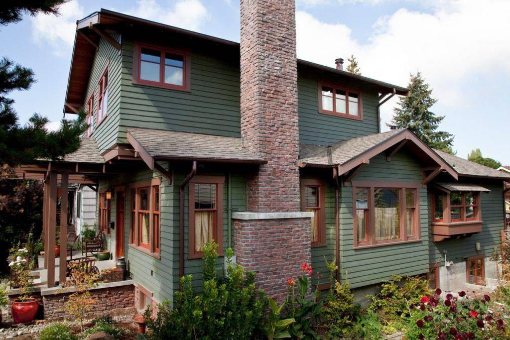 ایده های جذاب برای دکوراسیون نمای بیرونی ساختمان