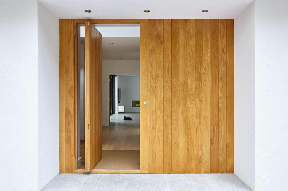 ایده های بسیار جذاب برای درب ورودی ساختمان ها