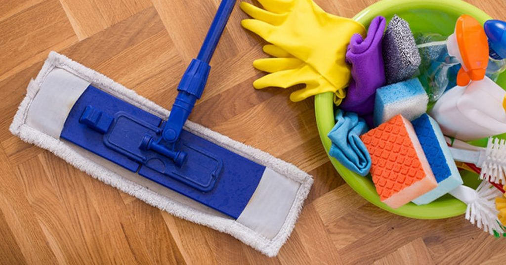 ترفندهای تمیز کردن خانه برای خانه تکانی عید