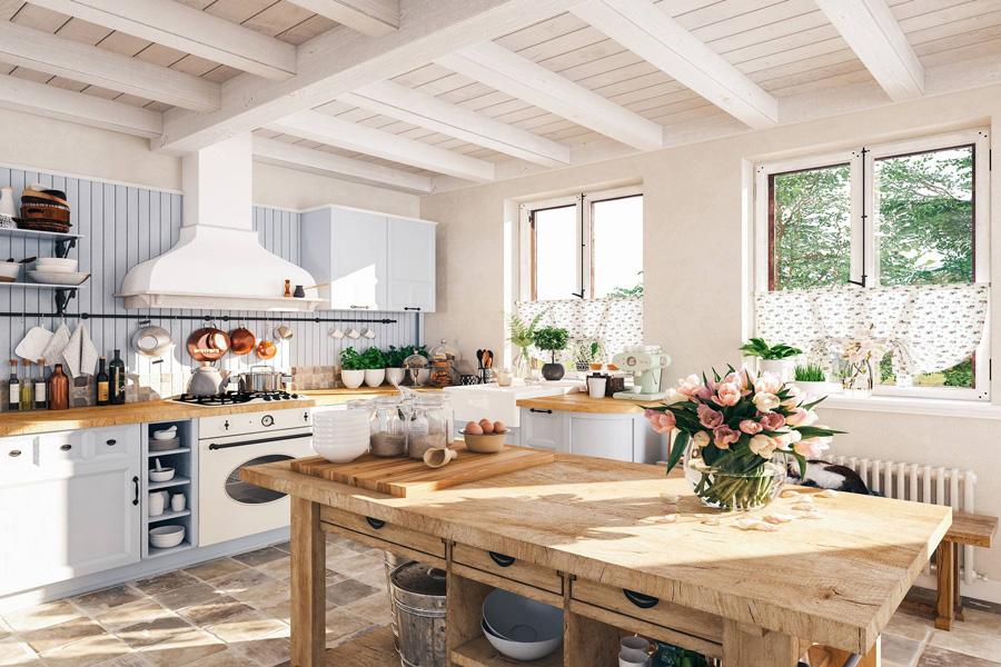 دکوراسیون آشپزخانه را حرفه ای طراحی کنید؛ نکات مهم در خانه تکانی برای عید