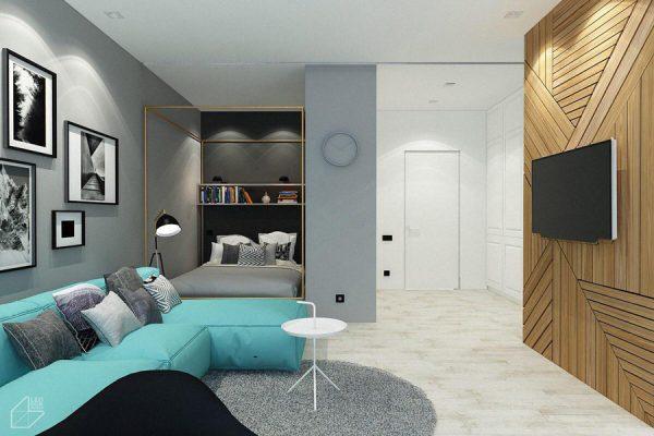 ایده های دکوراسیون با کمترین بودجه برای آپارتمان های کوچک