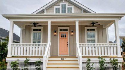 درب ورودی در رنگ های جدید و متنوع برای ورودی خانه