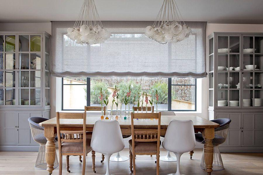 با ایده های جذاب برای دکوراسیون میز ناهارخوری آشنا شوید