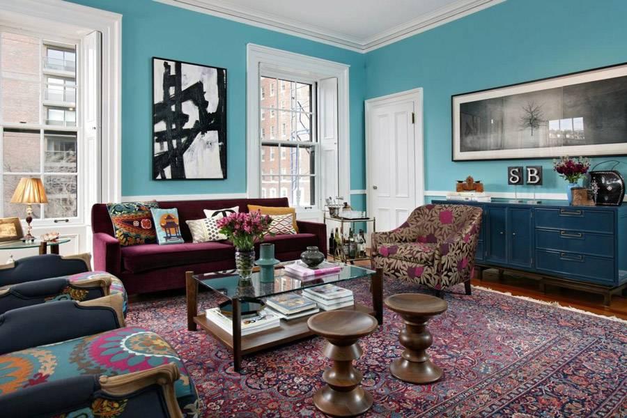 روانشناسی رنگ ها در چیدمان فضای داخلی منزل