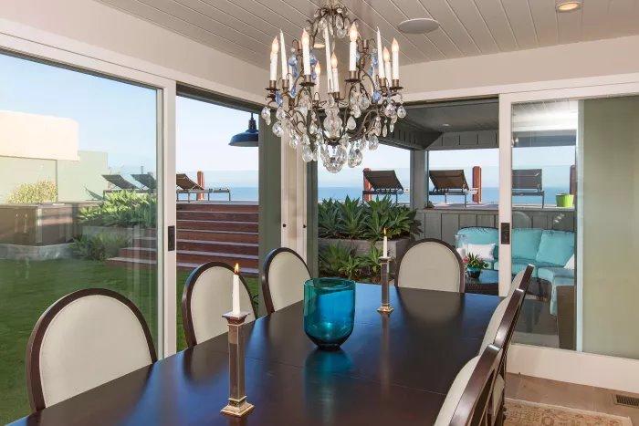 نگاهی به خانه ساحلی لئوناردو دیکاپریو در ملیبوی کالیفرنیا