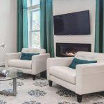 اصول ست کردن پرده با رنگ مبل و فرش در دکوراسیون منزل