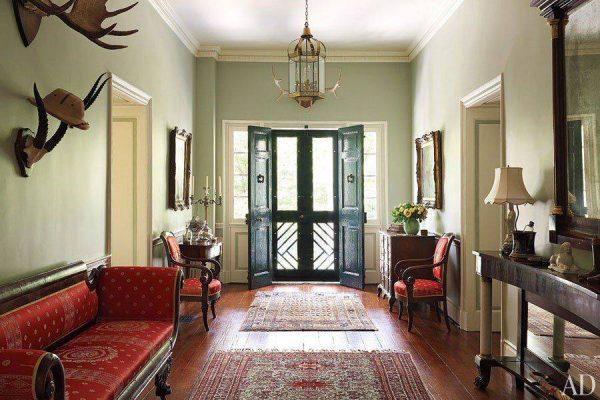 ایده های جذاب استفاده از فرش در دکوراسیون ورودی منزل و آپارتمان