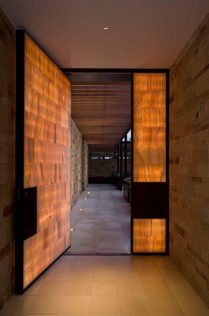 مدل زیبا از انواع درب ورودی برای ساختمان های اداری و تجاری