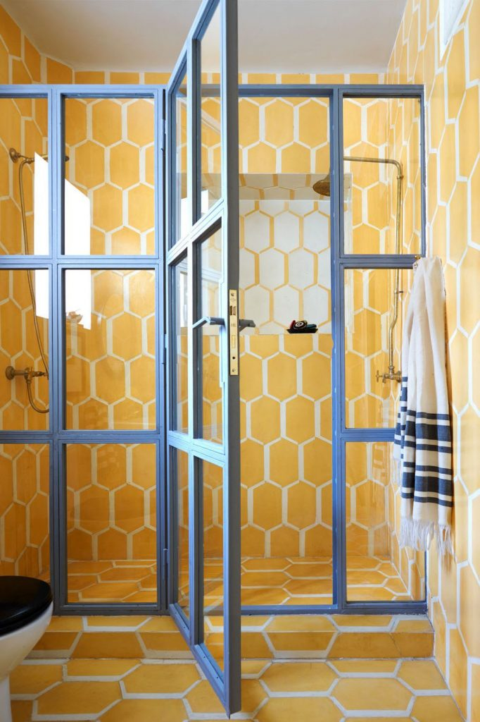 طراحی حمام برای فضای کوچک