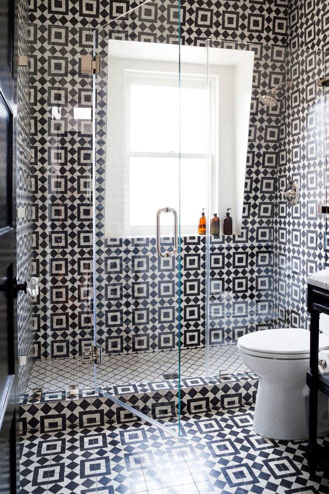 طراحی حمام و دستشویی برای فضای کوچک
