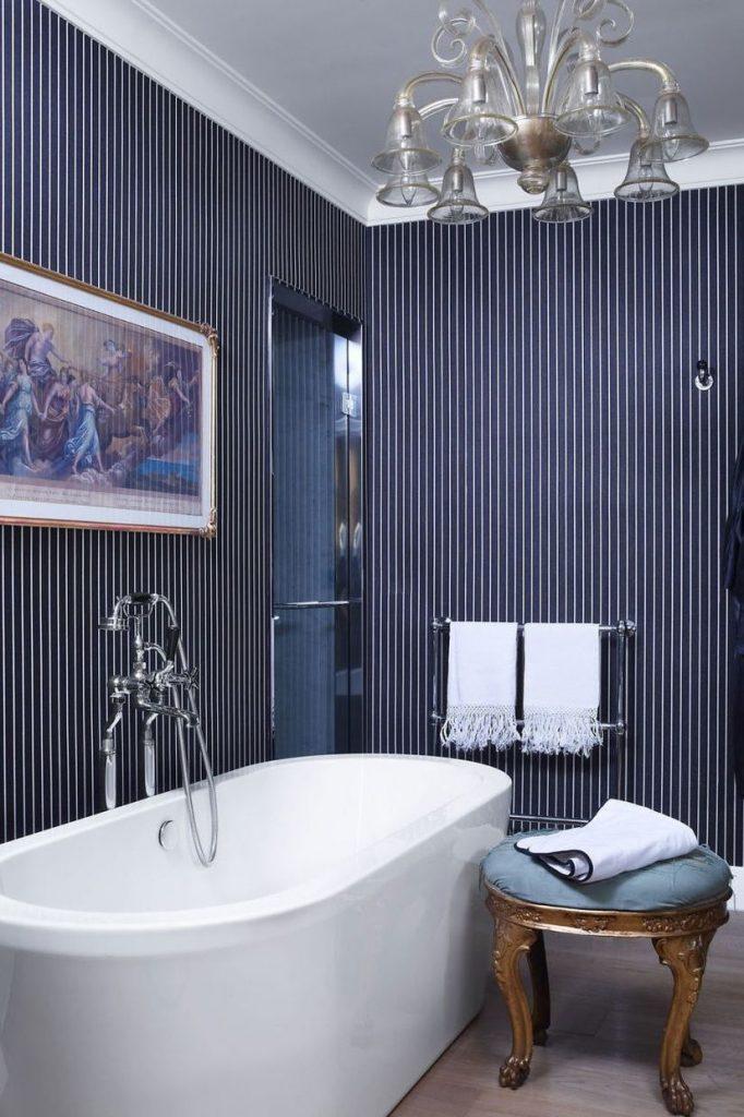 مدل سرامیک کف و دیوار و دکوراسیون حمام مدرن