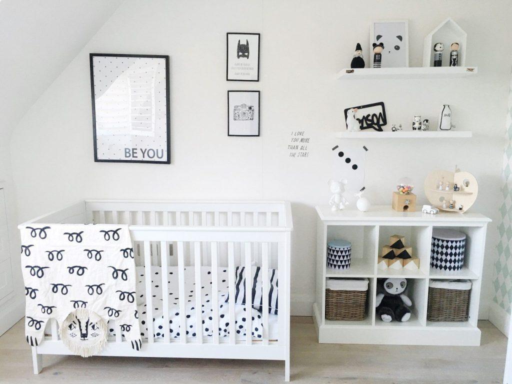 تزیین اتاق کودک با ایده های جدید