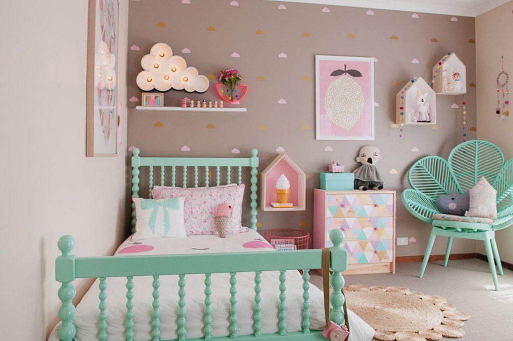 دکوراسیون اتاق کودک ۰ تا 4 سال