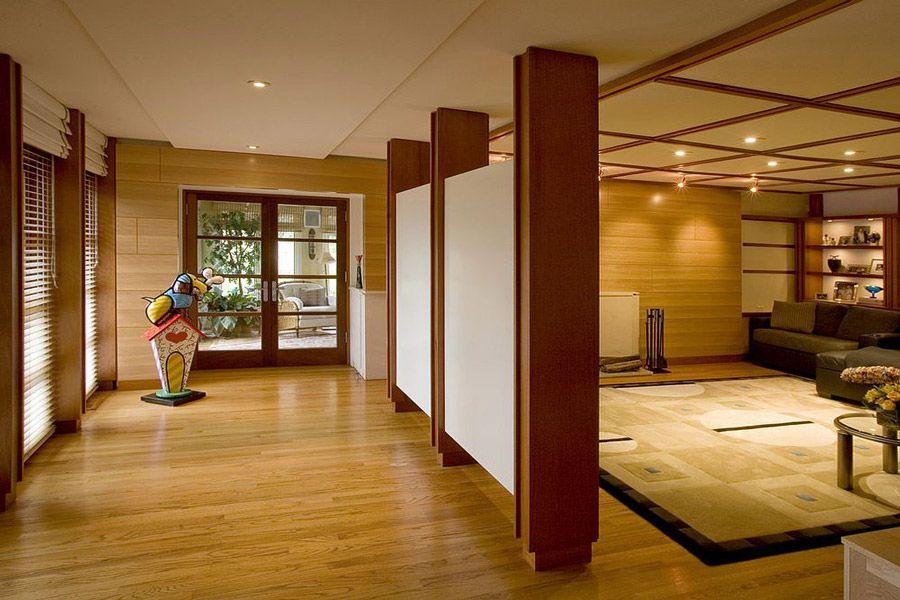 ایده های خلاقانه برای پارتیشن بندی و جداسازی فضای خانه