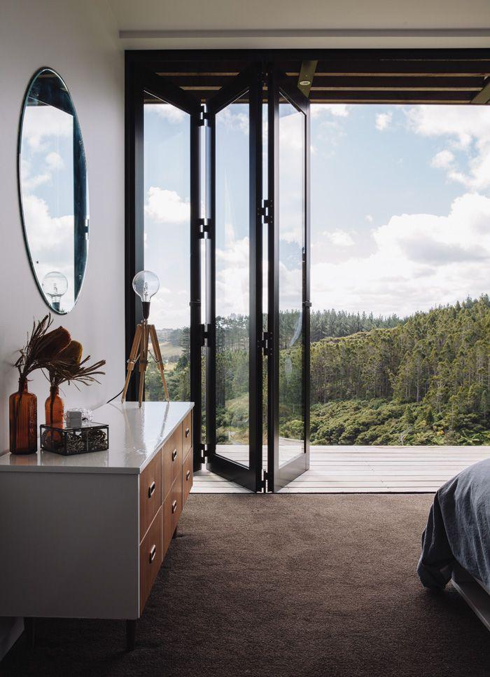 مدل درب و پنجره های آکاردئونی