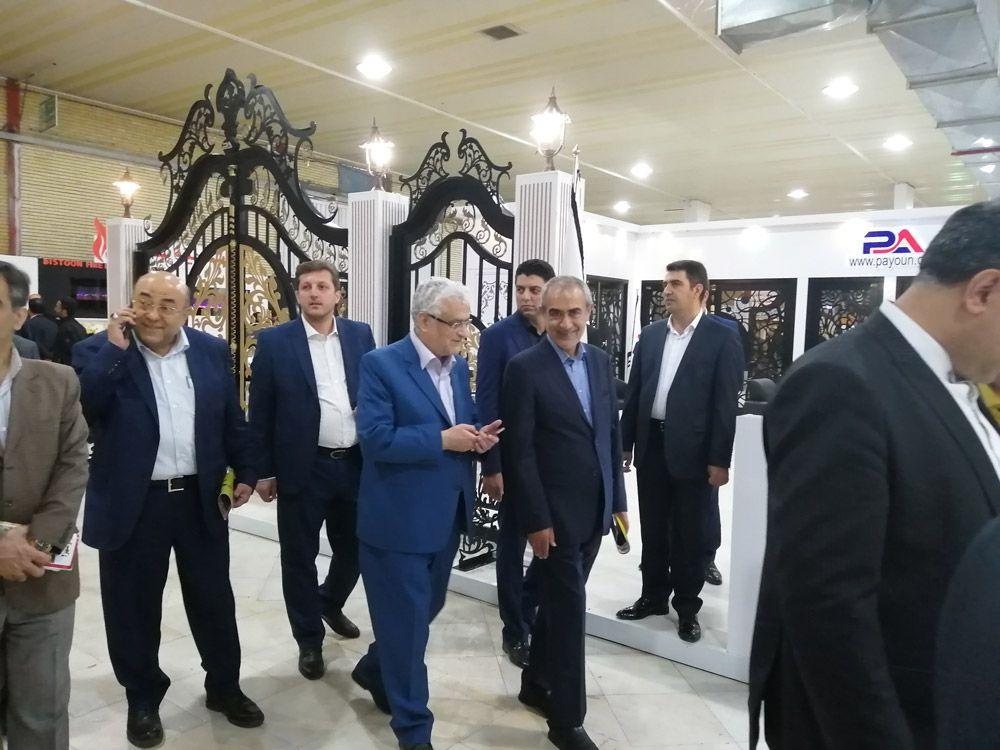 نمایشگاه بین المللی ماشین آلات، لوزم و مصالح ساختمانی ایران - تبریز
