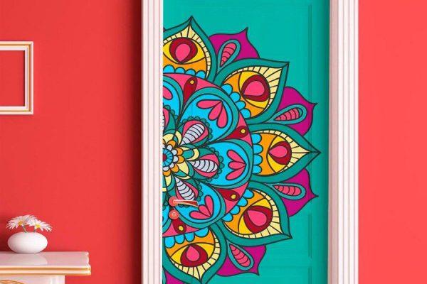 روش هایی جذاب و مقرون به صرفه برای نو ساختن درب های خانه
