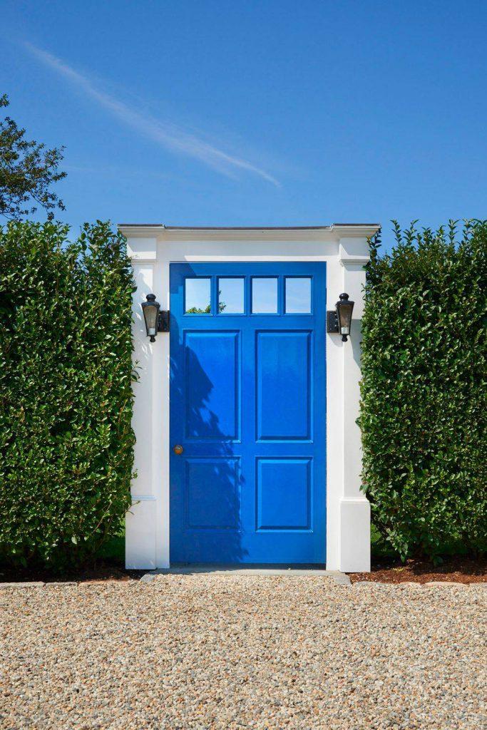 نمونه درب چوبی با طراحی مدرن نمونه درب چوبی مخصوص ورودی ساختمان با طراحی های جدید و مدرن در سال 2019 میلادی