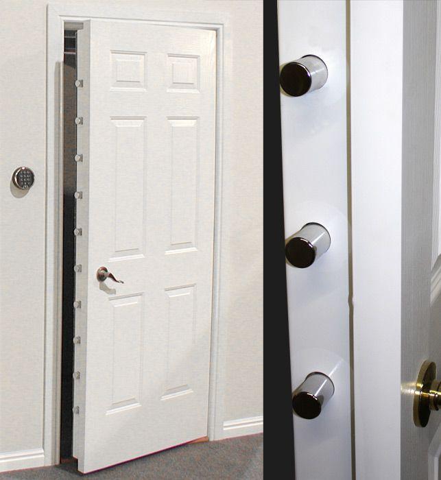ویژگی های مهم درب ضد سرقت