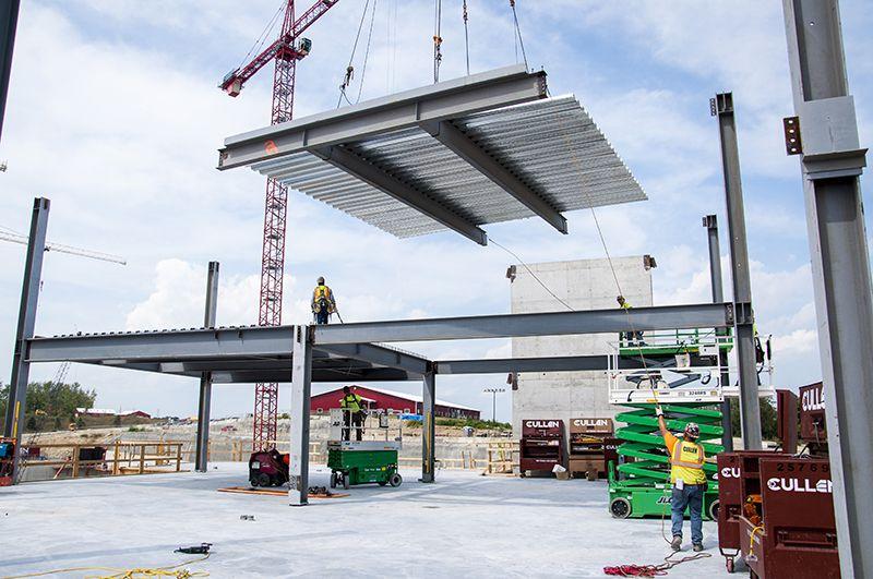 سازه های پیش ساخته چه مزایایی دارند؟