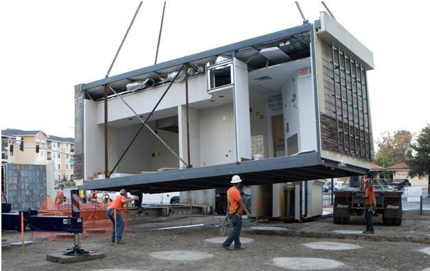 سازه های پیش ساخته پایدار؛ با کیفیت و با دوام