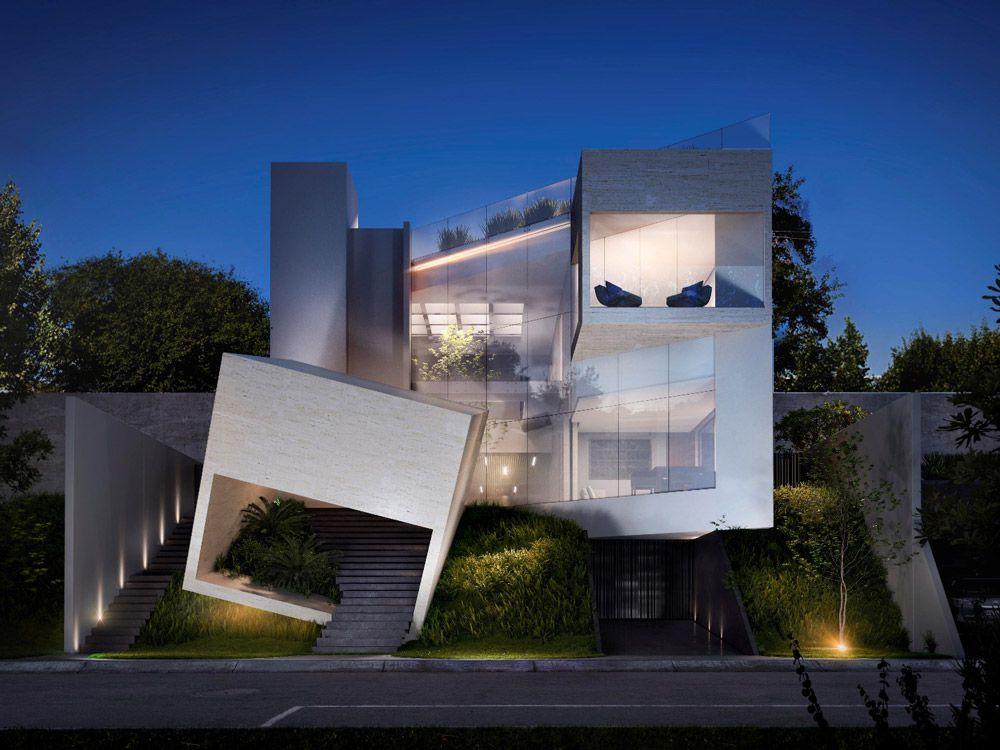 معماری های شگفت انگیز جهان؛ تلفیقی از هنر، خلاقیت و دانش تخصصی