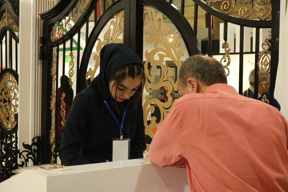 گزارش تصویری روز دوم و سوم از نمایشگاه بین المللی ماشین آلات، لوزم و مصالح ساختمانی ایران - تبریز