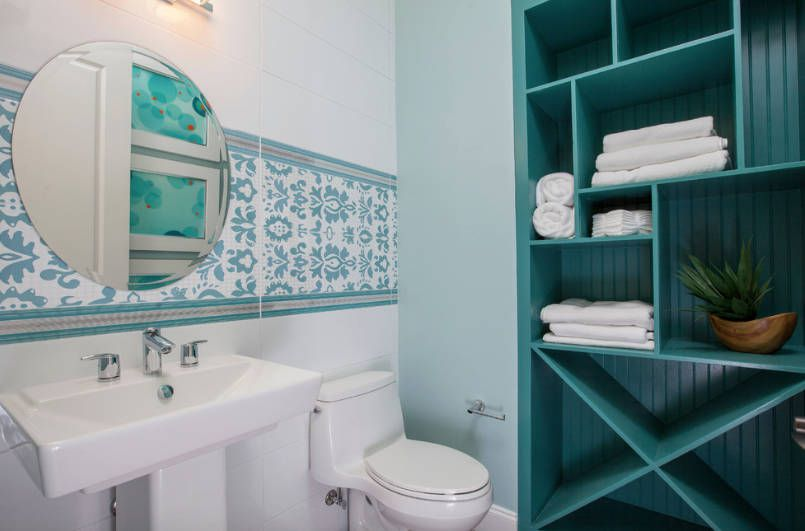 دکوراسیون سرویس بهداشتی و حمام برای فضاهای محدود