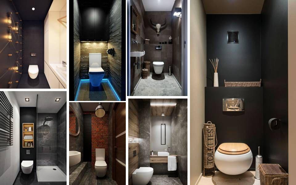 بازی رنگ ها و نور در دکوراسیون سرویس بهداشتی و حمام