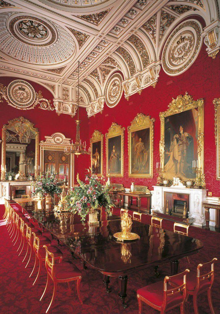 کاخ باکینگهام - لندن، انگلستان