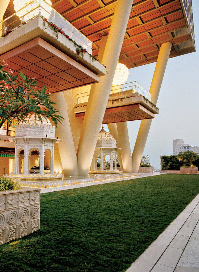 Antilia | Mumbai, India - گرانترین خانه های دنیا
