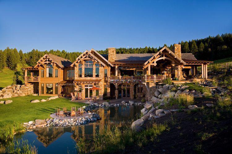 هفت پیناکل | آسمان بزرگ مونتانا