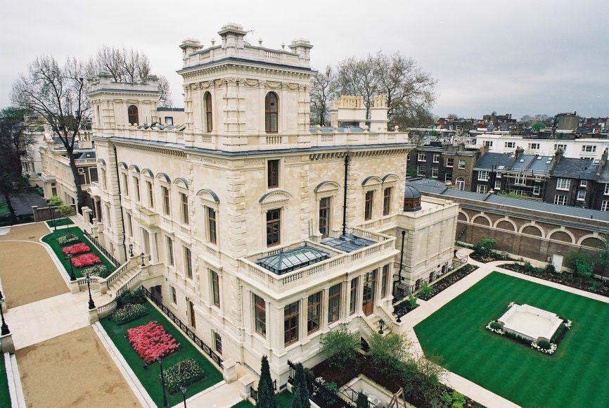 کاخ باغ باغچه | لندن