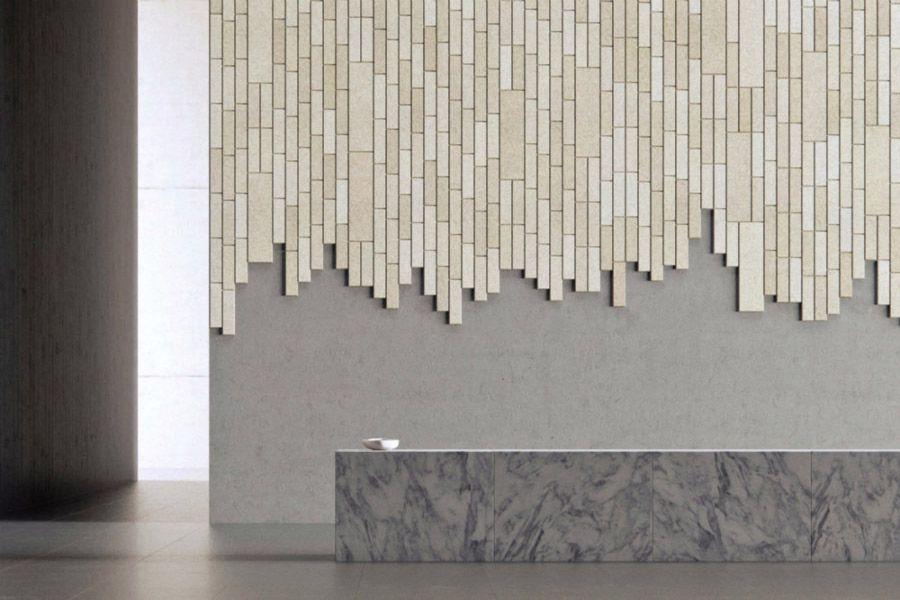 ایده های خیره کننده و چشم نواز برای اجرای دیوارپوش ها در ساختمان
