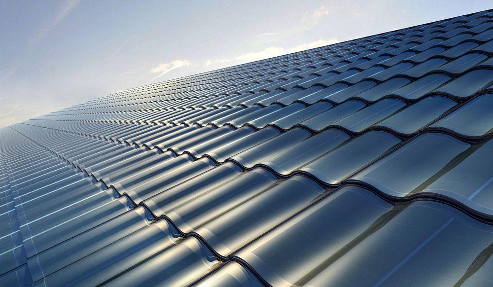 پانل ها یا کاشی های خورشیدی