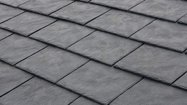قطعات لاستیکی در سقف ساختمانی