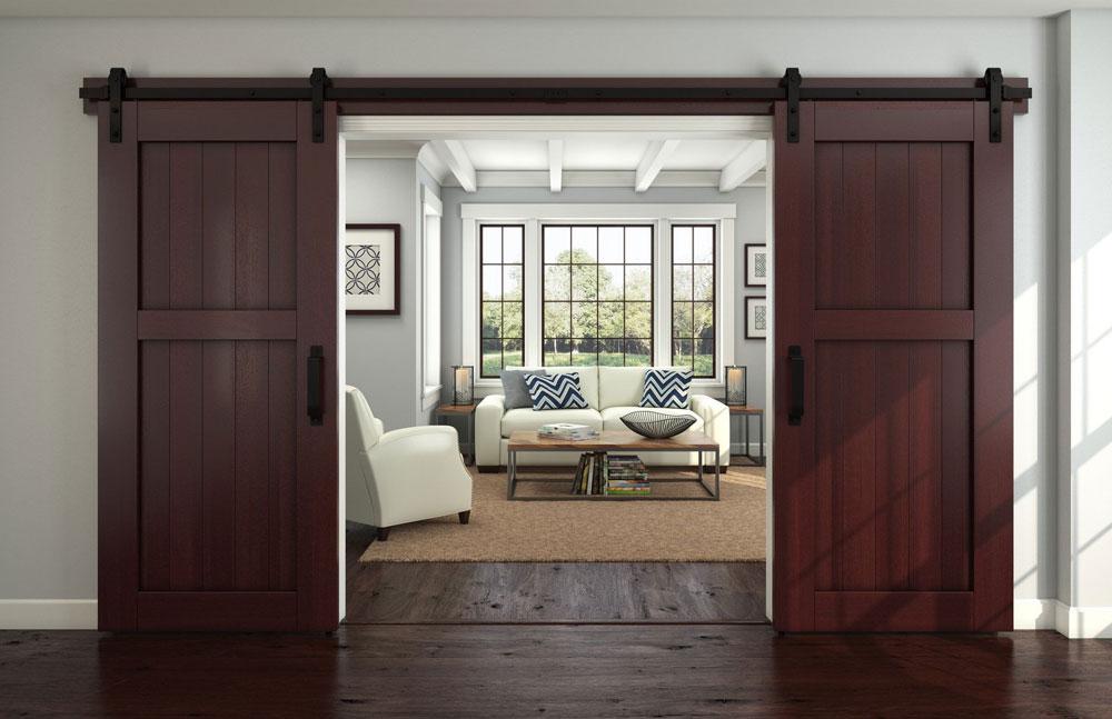 راهنمای مناسب برای انتخاب درب های داخلی ساختمان