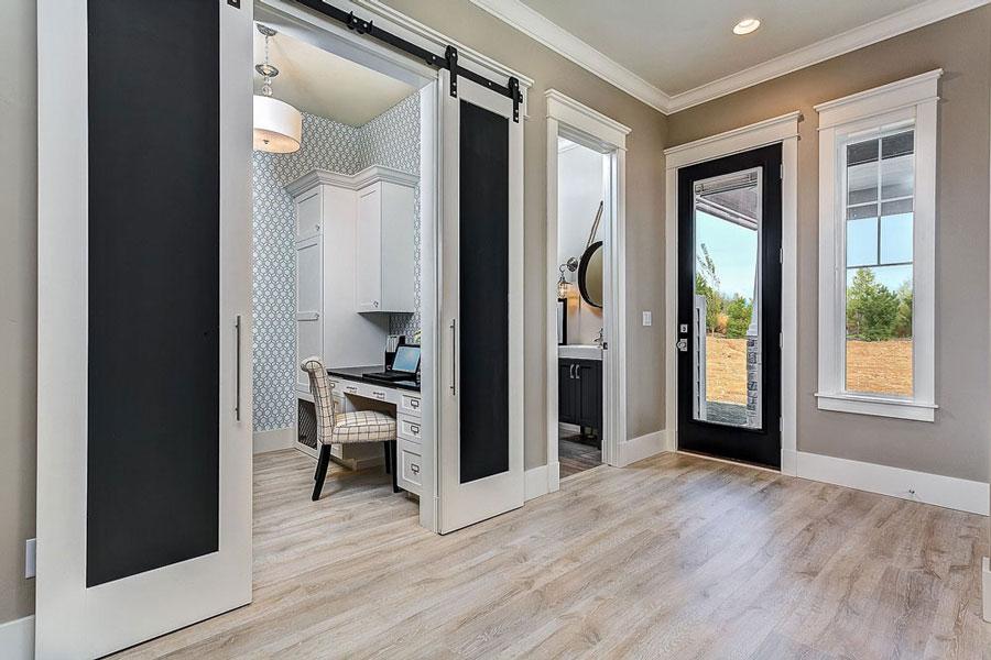 درب های داخلی ،نحوه باز و بسته شدن انواع درب ساختمانی و کاربردها