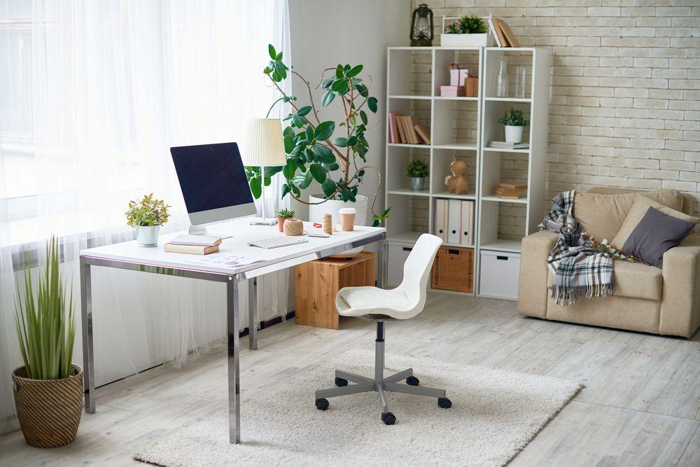 طراحی دکوراسیون اتاق کار در خانه