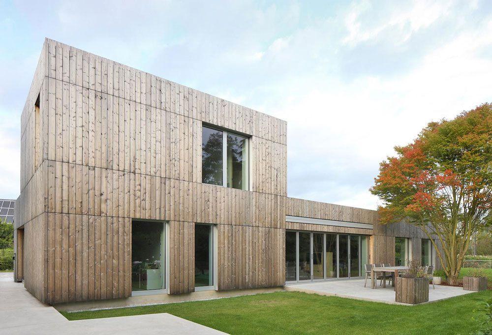 زیباترین ایده های ساختمانی اجرا شده با فناوری ترمووود